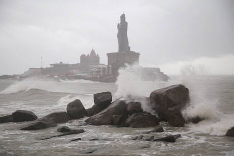अरब सागर से उठे साइक्लोन टाउते को मौसम विज्ञानियों ने बहुत ही खतरनाक चक्रवात करार दिया है. फाइल फोटो