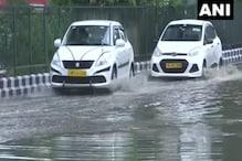 Weather Update: बेमौसम बारिश ने बिगाड़ा दिल्ली का हाल, सुप्रीम कोर्ट के पास भरा पानी, देखें Photos