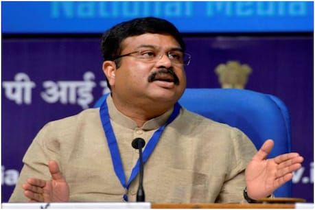 Union Minister Dharmendra Pradhan said that the country's steel and oil companies are currently supplying 6,650 metric tons of oxygen every day.