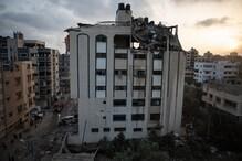 इजरायल ने हमास पर दागे रॉकेट, बच्चों और गाजा के चरमपंथियों समेत 24 की मौत