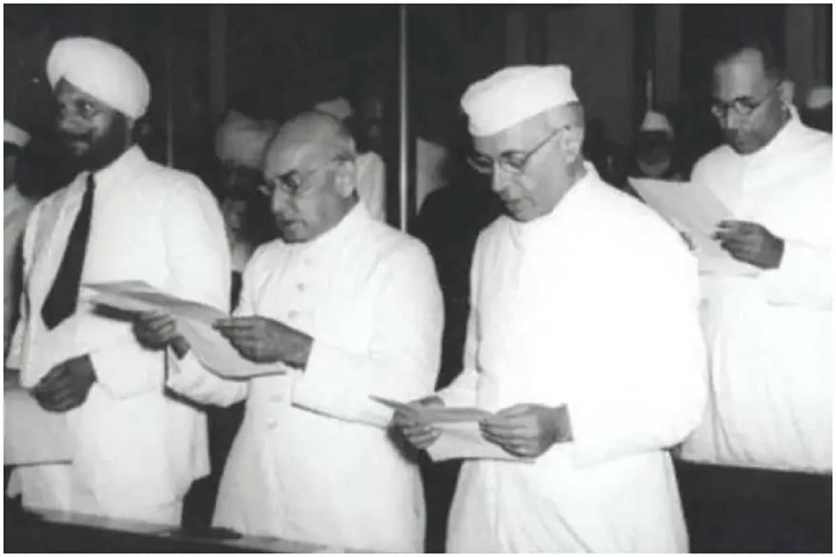Indian History, Independent India, Indian Parliament, First Session of Parliament, 13 May, 13 May 1952, 13 May history,