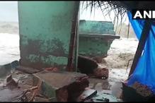 केरल: मूसलाधार बारिश से सैकड़ों मकान क्षतिग्रस्त, 5 जिलों में रेड अलर्ट जारी