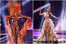 69th Miss Universe में अनोखे कॉस्ट्यूम्स में नजर आईं सुंदरियां, देखें PHOTOS