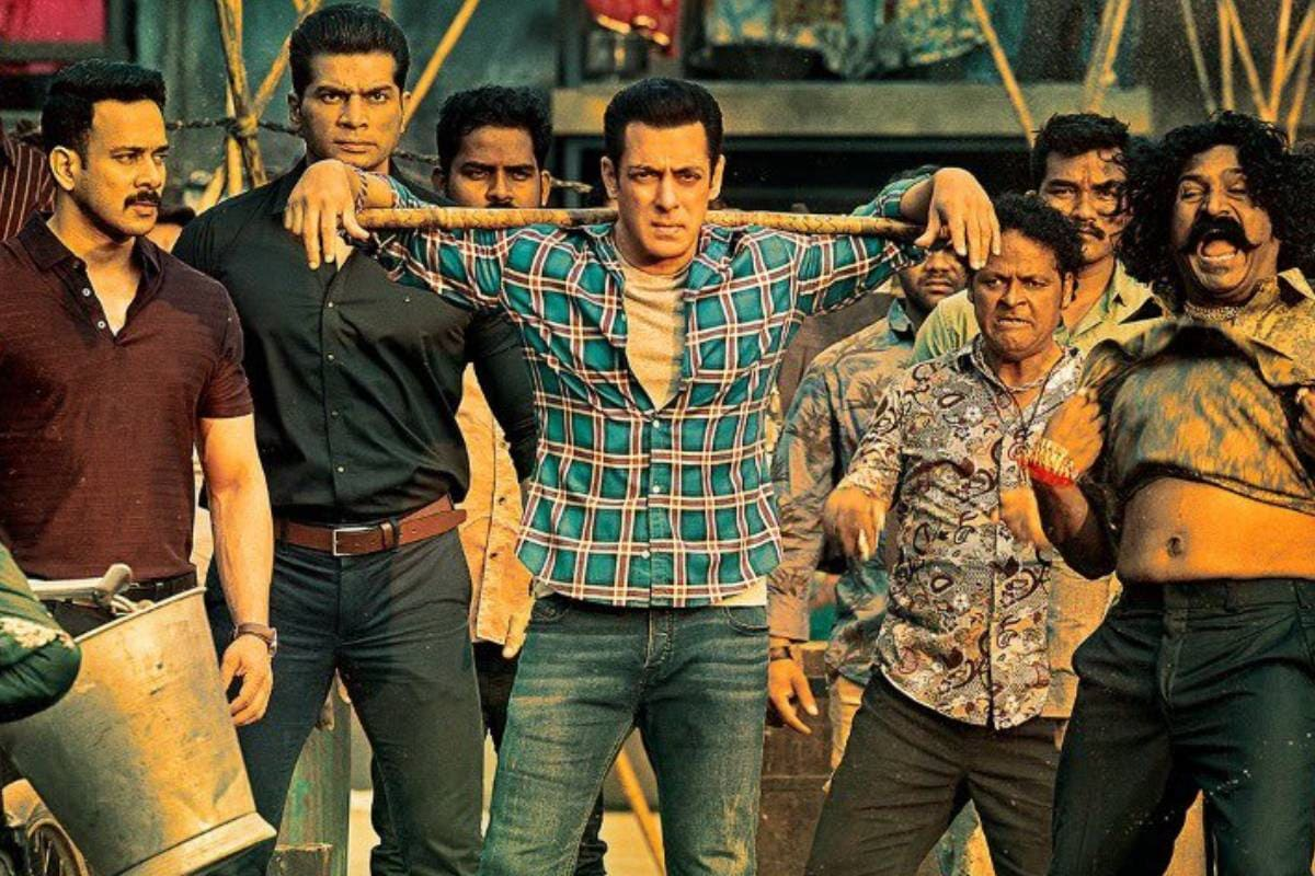 Man caught selling Salman Khan's Radhe was selling Bhaijaan's movie for just Rs 50, FIR recorded