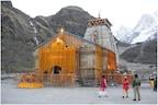 केदारनाथ धाम: शुभ मुहूर्त में खुले कपाट, पीएम मोदी के नाम से हुई पहली पूजा, सिर्फ तीर्थ पुरोहित हुए शामिल