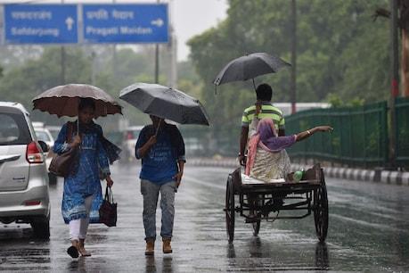 पंजाब, हरियाणा, दिल्ली, उत्तर प्रदेश और राजस्थान के कुछ हिस्सों में हल्की से मध्यम बारिश होने के आसार हैं. (प्रतीकात्मक तस्वीर)