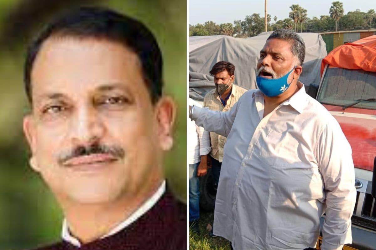 Corona Politics कोरोना पर सियासत, Pappu Yadav पप्पू यादव, BJP MP Rajeep Pratap Rudi भाजपा सांसद राजीव प्रताप रूड़ी, Ambulance