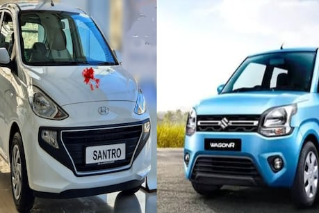 Know which car is better in WagonR and Santro.