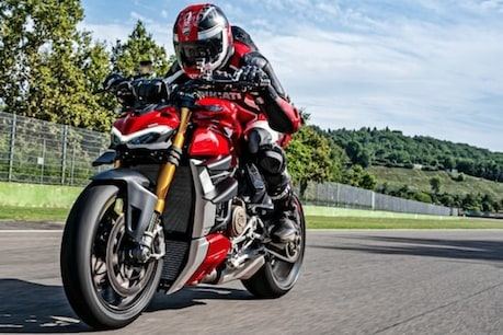 Ducati launched a new bike in India.
