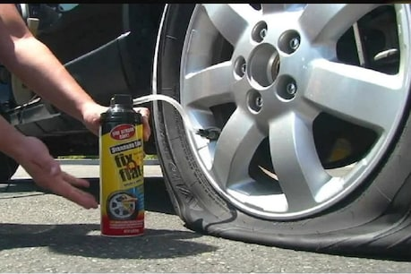 Tubeless tires are much better than normal tires.