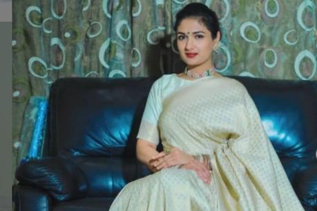 Isha Aggarwal is active on social media.  Photo courtesy- @ eesha_agarwal.official / instagram