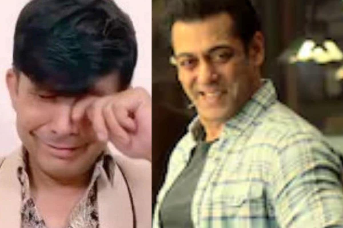 After Salman Khan's case, KRK pleads with Salim Khan, people say- Just air gone?