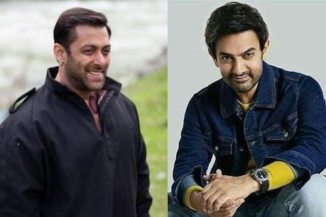 सलमान खान ने दिया था आमिर को लेकर बयान. (फोटो साभार: _kiranraokhan/beingsalmankhan/Instagram)