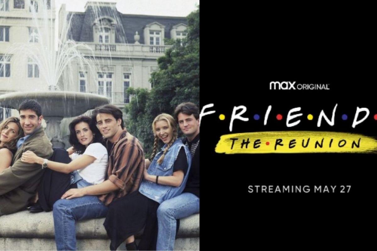 F.R.I.E.N.D.S –The Reunion 27 मई से किया जाएगा स्ट्रीम, फैंस हुए क्रेजी