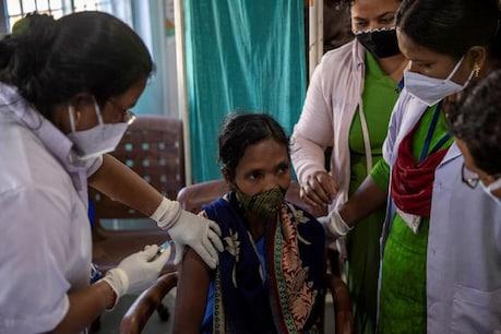कोविड-19 टीकाकरण अभियान. (सांकेतिक तस्वीर)