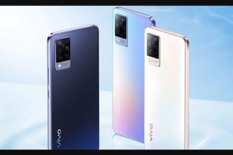 Vivo V21 5G में मीडियाटेक डायमेंसिटी 800U प्रोसेसर है.
