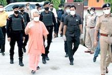 CM योगी ने गोरखपुर में किया कोविड कंट्रोल रूम का निरीक्षण, दिए ये खास निर्देश