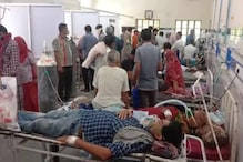 बाड़मेर: जिला अस्पताल के भयावह हालात, एक बिस्तर पर 2 से 3 मरीज