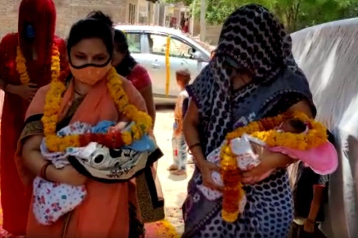 inspiring story, Wow story, bizarre story, interesting story, Bhind news, Bhind MP, daughters story, girl baby welcome, MP big news, Madhya Pradesh, Bhind big news, today's big news, Bhind today's news, Mega story, girl child in MP, बड़ी खुश खबरी, मध्य प्रदेश की बड़ी खबर, भिंड की बड़ी खबर, आज की ताजा खबर