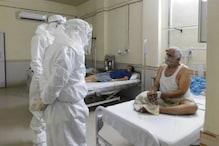 PICS: कोरोना मरीजों से मिलने अस्पताल पहुंचे CDS बिपिन रावत, व्यवस्था की समीक्षा भी की