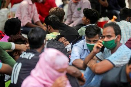 भारत में तेजी से बढ़े कोरोना संक्रमण के मामले. (File pic AP)
