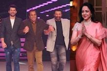 धर्मेंद्र के पोते करण देओल ने कहा- हेमा मालिनी की 1-2 फिल्में ही देखी हैं
