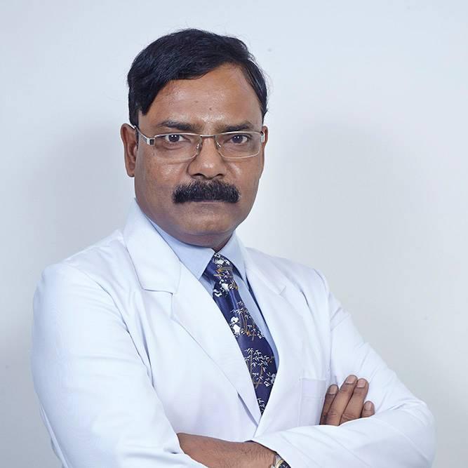 Rakesh Kumar Prasad, Head of the Department of Diabetes and Endocrinology, Fortis