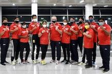 भारतीय बॉक्सर एशियन चैंपियनशिप के लिए पहुंचे दुबई, विमान की लैंडिंग में देरी