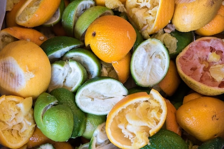Fruit peels also contain nutrients which can prove to be helpful in brightening the skin.  Image-shutterstock.com