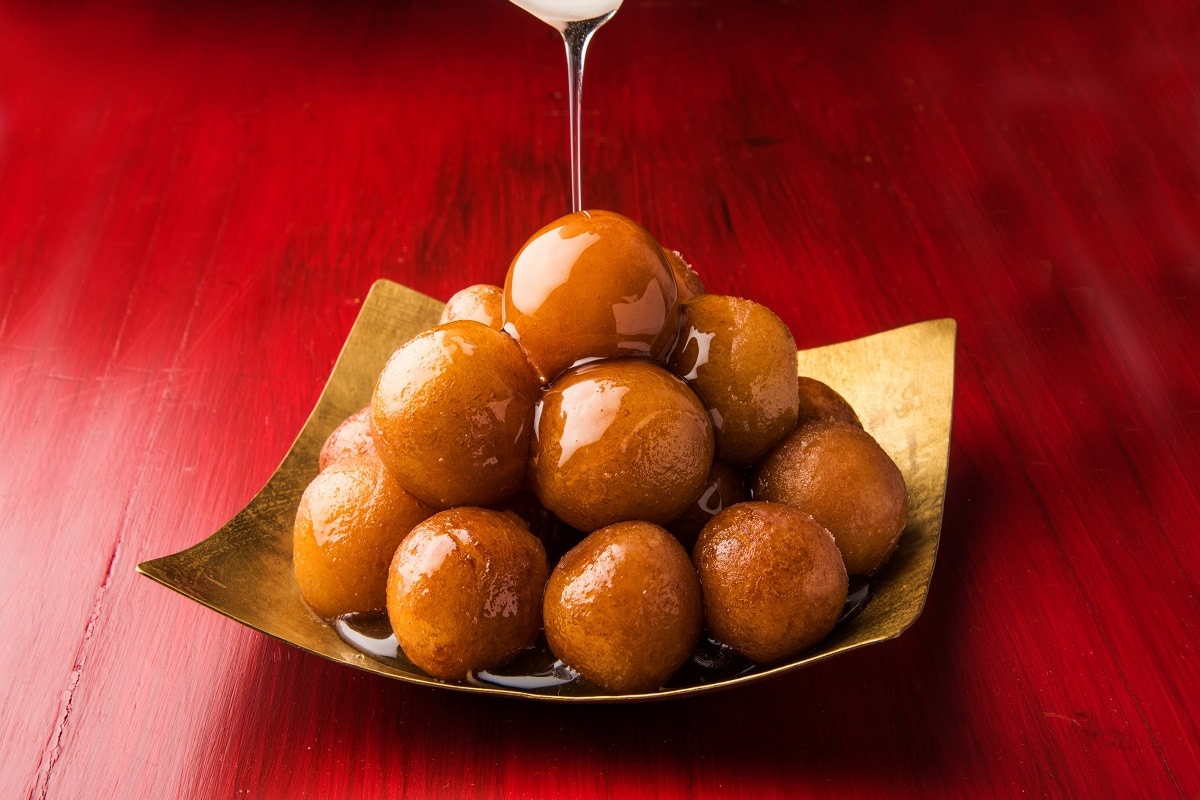gulab jamun recipe made with special powder maida and desi ghee for mothers day 2021 pur