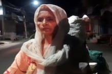 हरदोई: घर चलाने के लिए रिक्शा चालक बनी 60 साल की बुजुर्ग सावित्री
