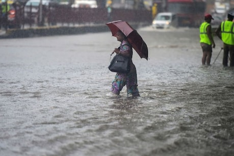 जोधपुर में भारी बारिश की चेतावनी दी गई है. (सांकेतिक तस्वीर)