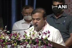 Himanta Biswa Sarma swearing-in Live: हिमंत बिस्व सरमा ने ली असम के मुख्यमंत्री पद की शपथ