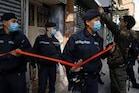 OMG! मसाज पार्लर में छापेमारी कर पुलिस ने अपने ही अफसर को हिरासत में ले लिया