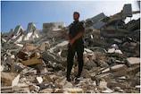 लड़ाई के सातवें दिन इजराइल का बड़ा हमला, ग़ज़ा में हमास चीफ के घर पर बरसाए बम