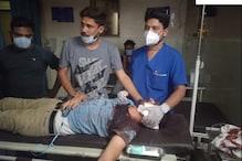 जबलपुर गोलीकांड : रेत नाके पर तड़ातड़ फायरिंग, भाजयुमो नेता की हालत नाज़ुक