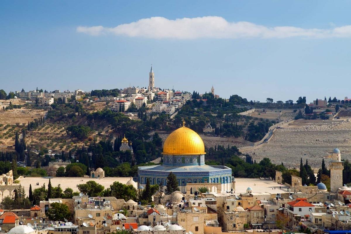 जानिए यरूशलम शहर के बारे में, जो हिंसा में झुलस रहा है