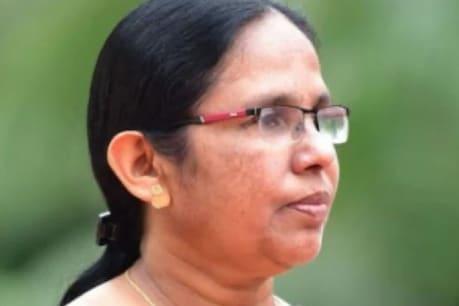 केरल की स्वास्थ्य मंत्री हैं केके शैलजा. (File pic)