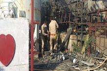 लखनऊ: ऑक्सीजन रिफिलिंग के दौरान सिलिंडर Blast, 3 की मौत, जांच के आदेश