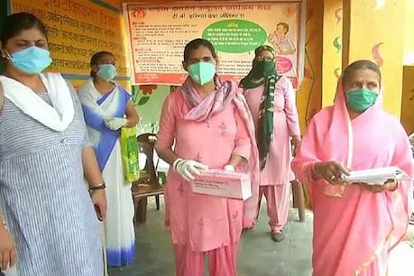 मेरठ के सीएमओ ने बताया कि गांव-गांव सर्च अभियानम 1200 लोग अब तक कोरोना पॉजिटिव मिले हैं.
