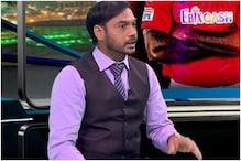 'अनुष्का को चाय दे रहे थे सेलेक्टर' प्रसाद ने फारुख के बयान पर तोड़ी चुप्पी