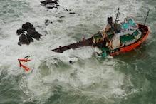 टाउते तूफान में डूबा 'बार्ज P305', 180 लोगों का रेस्क्यू, 81 अब भी लापता