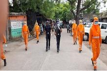 बिहार: चक्रवाती तूफान 'यास' से निपटने के लिए NDRF की 19 टीमें तैनात