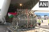 कोरोनाः इटली से आया ऑक्सीजन प्लांट नोएडा में लगेगा, 100 वेंटिलेटर भी आए