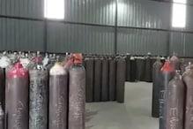 नोएडा में 10 जगहों पर 200 रुपये में मिल रहा है ऑक्सीजन सिलेंडर