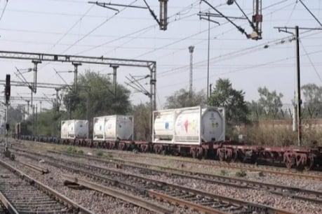 रेलवे मंत्रालय अब  तक 200 Oxygen Express से 13 राज्यों को कर चुका है ऑक्सीजन सप्लाई