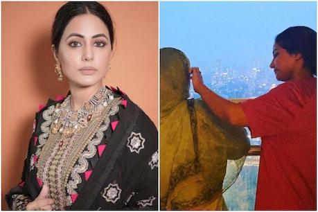 हिना खान ने अपनी मां से किया बिना शर्त प्यार का वादा, बोलीं- 'तेरी खुशी मेरी ख्वाहिश, तेरी हिफाजत मेरा हक'