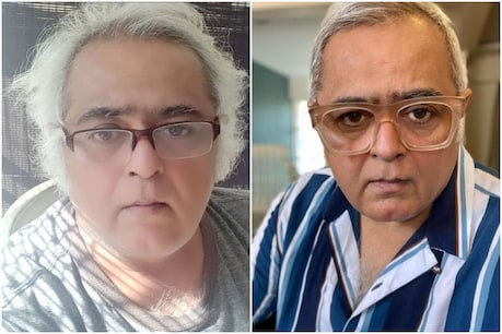 Hansal Mehta was in the news for directing the black comedy 'Chalang' (Photo courtesy: Instagram / Hansal Mehta)