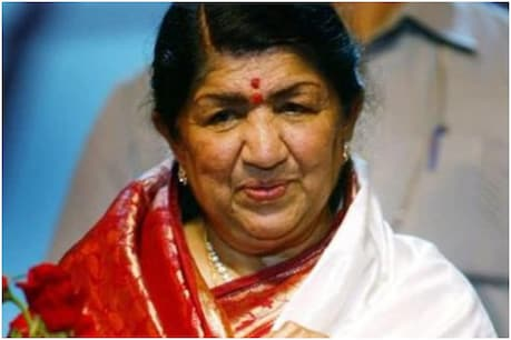 Lata Mangeshkar contributed Rs 7 lakh in the war against Kovid-19 (File photo)