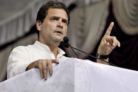 राहुल गांधी ने उठाए सवाल. (File pic)
